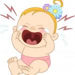 赤ちゃんがぐずった時に効くツボは?