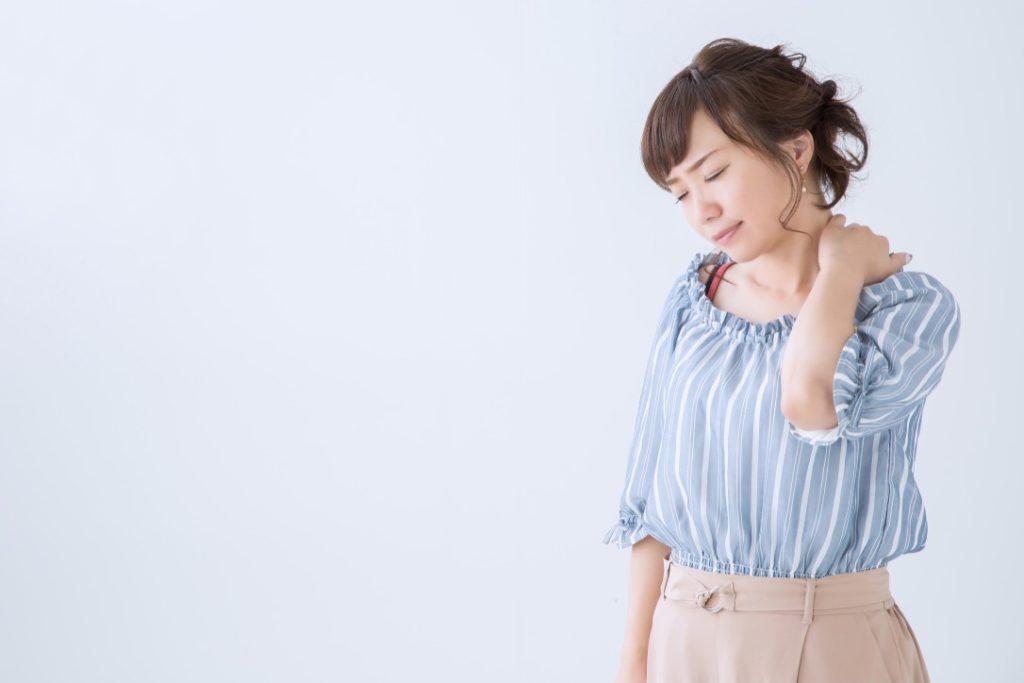 肩こり首こりと胃腸の関係